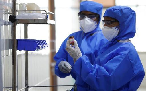 Personal Salud gravemente afectado por Coronavirus